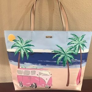 Kate Spade Limited California Dreaming Tote